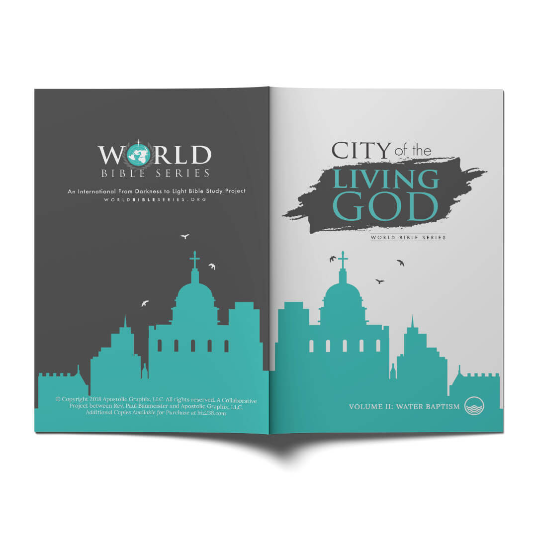 City of the Living God – Baptism | World Bible Series